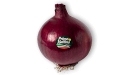 Selected red onion